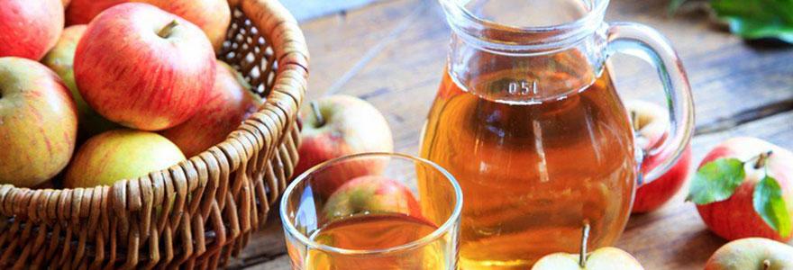 Efficacité du vinaigre de cidre
