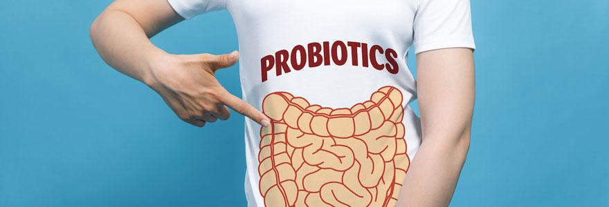 Probiotiques naturels et effet minceur